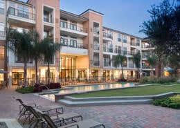 Broadstone Memorial Furnished Apartments