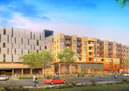 Elan Medical Center Furnished Apartments